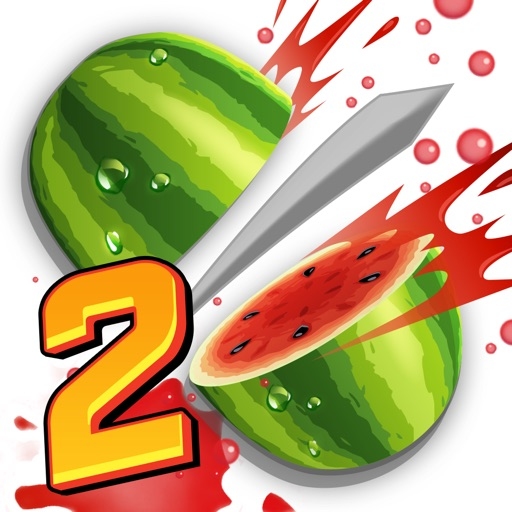 Fruit Ninja 2 free software for iPhone and iPad