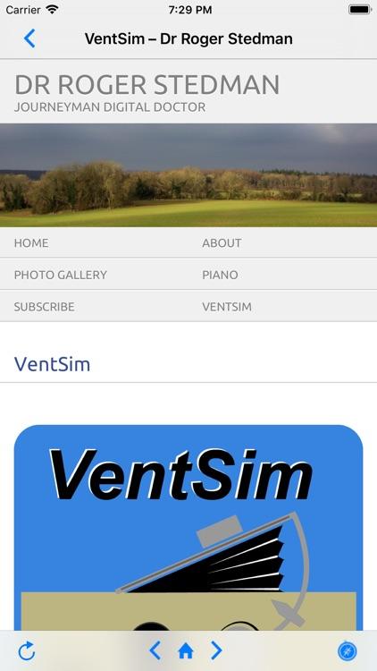 VentSim screenshot-7