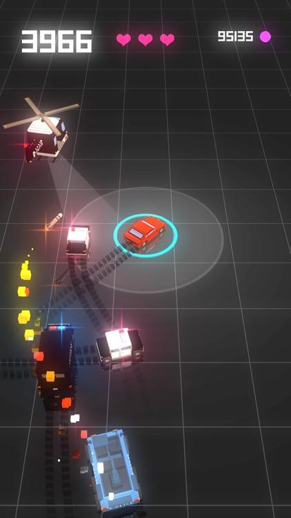 Car vs Cops screenshot-0
