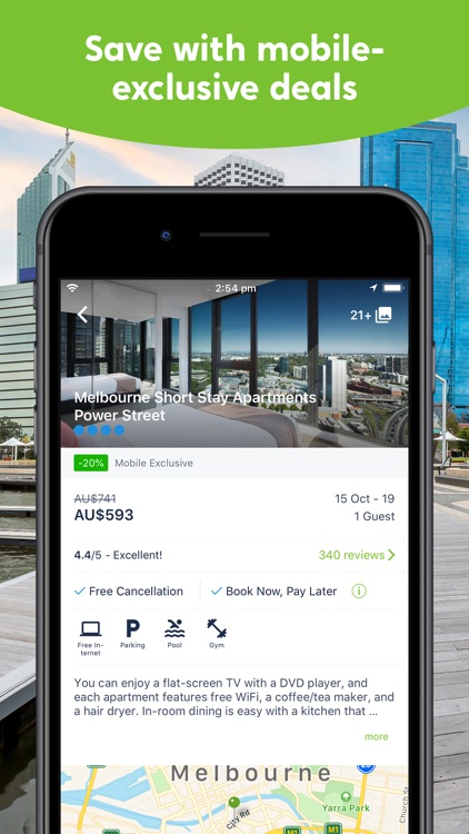 Wotif Hotels & Flights screenshot-5