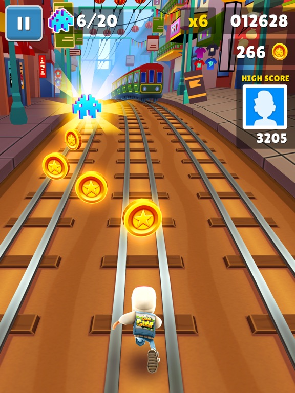 Subway Surfers Screenshots