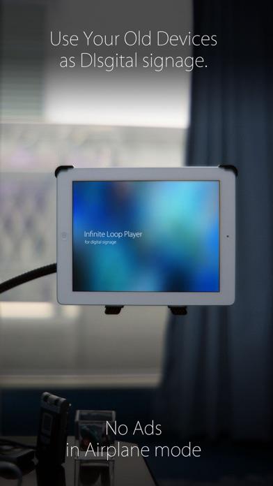Screenshot #8 for Infinite Loop Player Pro