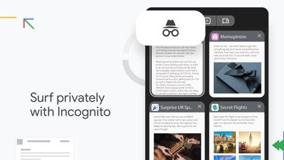 Screenshot for Google Chrome in Canada App Store