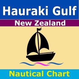 Hauraki Gulf - New Zealand GPS
