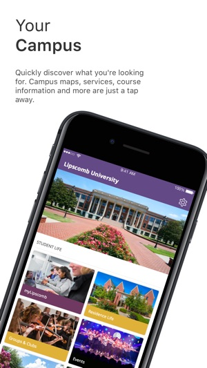 Lipscomb On The App Store