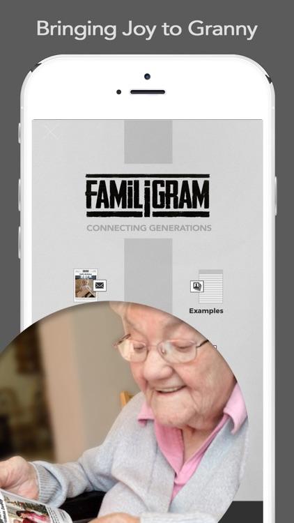 Familigram screenshot-5