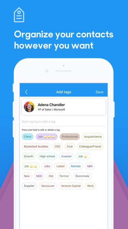 UpHabit - the Personal CRM screenshot-5