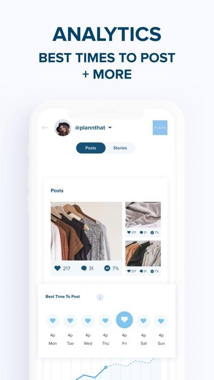 Plann: Planner for Instagram