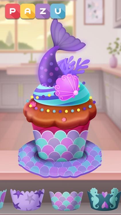 Cupcake maker cooking games screenshot-5