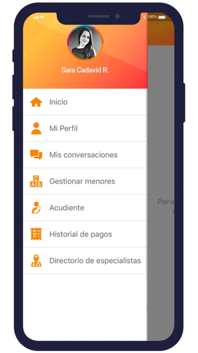 HolaDr.(Hola Doctor) Screenshot on iOS