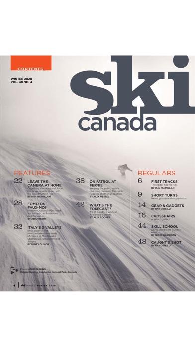 Ski Canada screenshot two