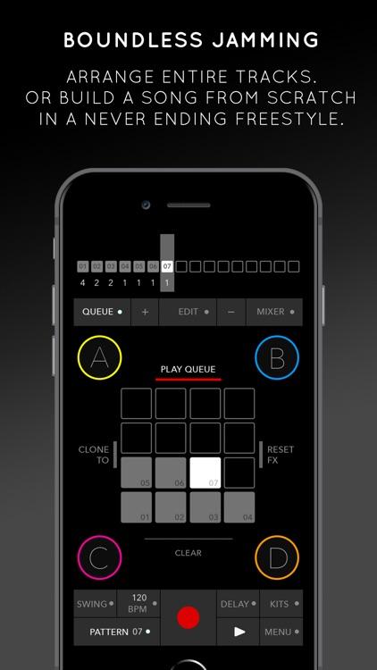 Triqtraq - Jam Sequencer screenshot-4