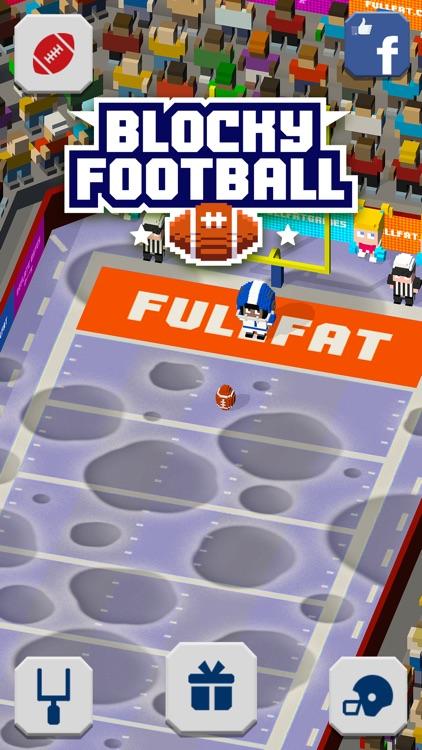 Blocky Football screenshot-5