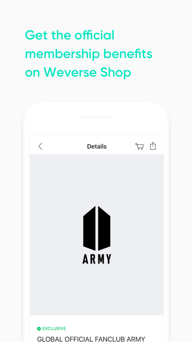 download Weverse Shop for PC image 2