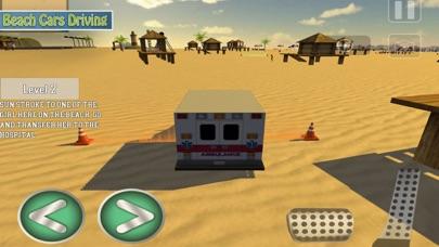 Holiday Beach:Driving Car Pro screenshot 3