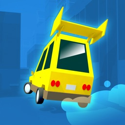 Squeezy Car: Traffic Racing