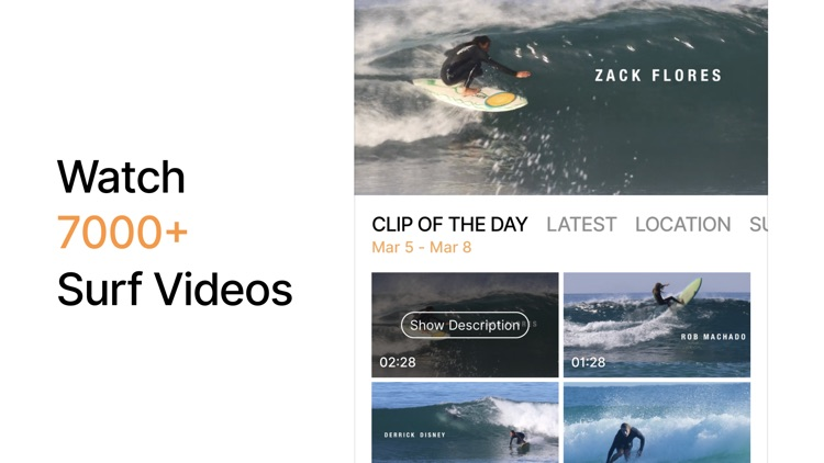 NobodySurf - Surfing Videos