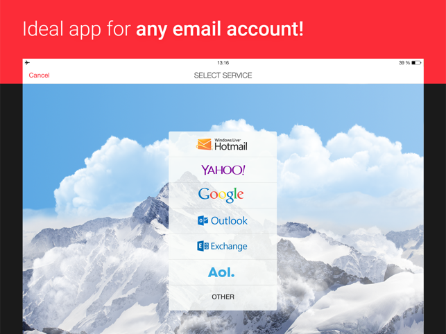 ‎Email Client – myMail Screenshot