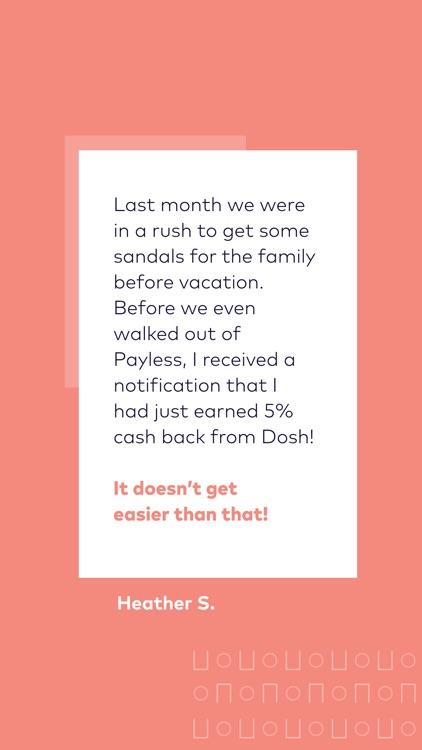 Dosh: Automatic Cash Back App screenshot-6