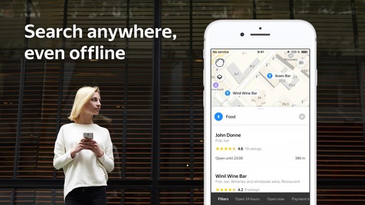 Yandex.Maps screenshot-0