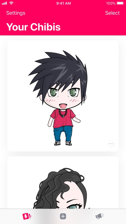 ChibiStudio - Avatar Maker screenshot-0