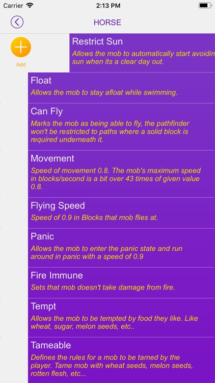 Assemble Mob Behaviors For PE screenshot-4