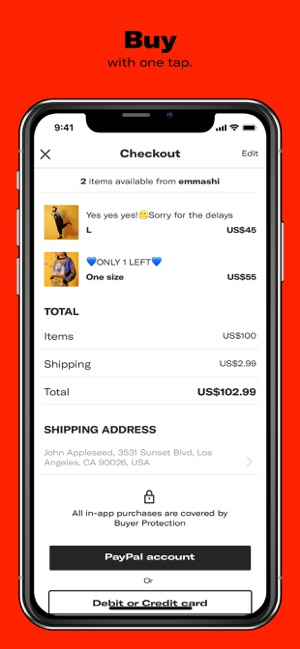 10131e4c Depop - Fashion Marketplace on the App Store