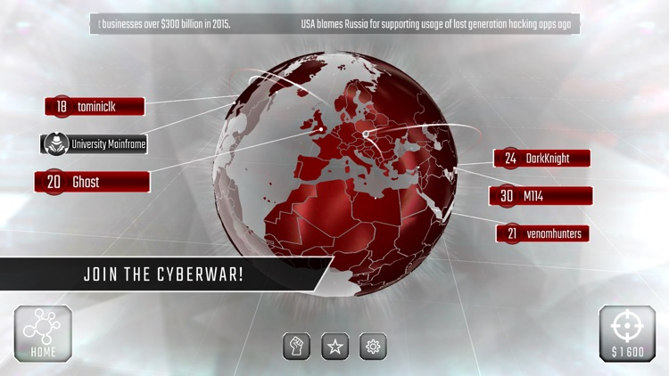 Hackers - Join the Cyberwar! screenshot-4