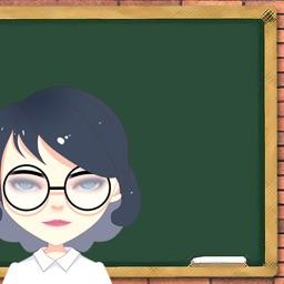 ChalkTeacher - 带眼镜的Teacher
