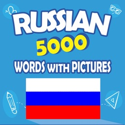 Russian 5000 Words&Pictures