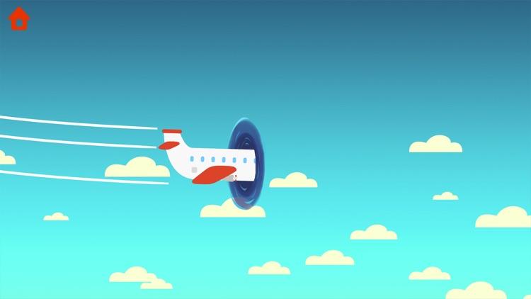 Dinosaur Airport - Kids Games screenshot-3