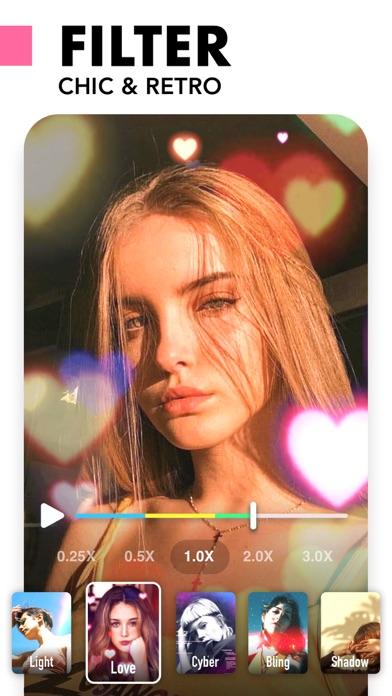 Filto: Video Filters & Edit Screenshot