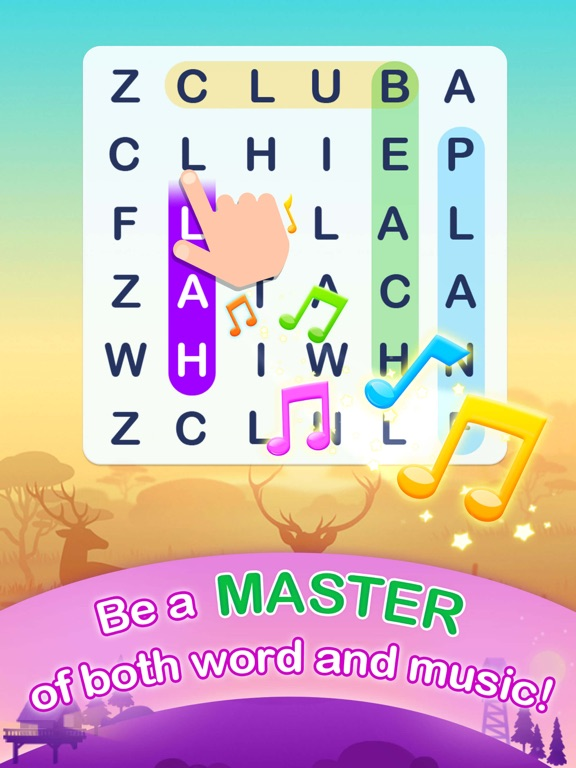 Word Search Pop: Find Puzzles screenshot 8