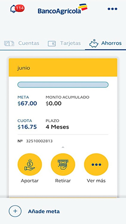 Banca Móvil screenshot-0