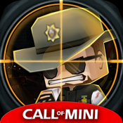Call of Mini™ Sniper icon