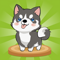 App Icon for Puppy Town - Merge & Win App in United States IOS App Store