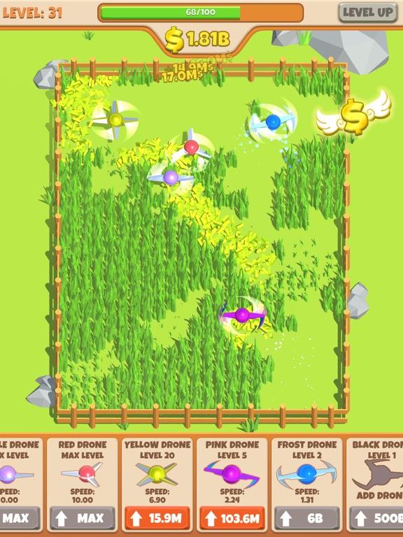 Idle Grass Cutter screenshot 6