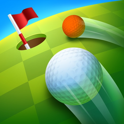 Golf Battle iOS App