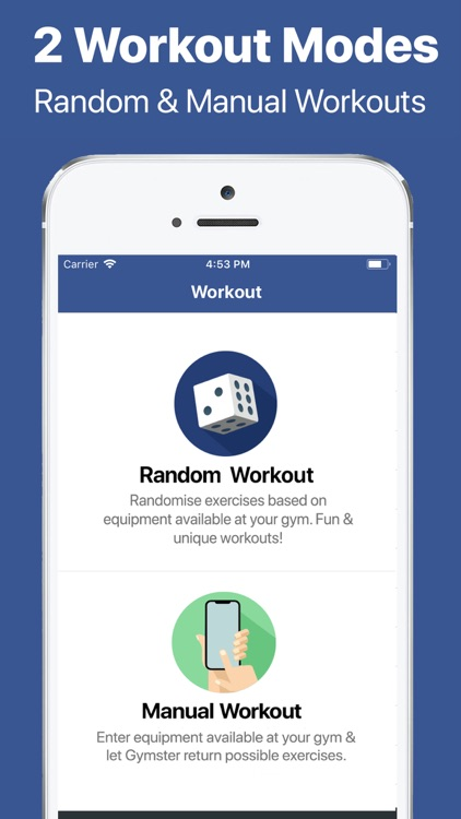 Gymster+ Gym Workout Tracker screenshot-9
