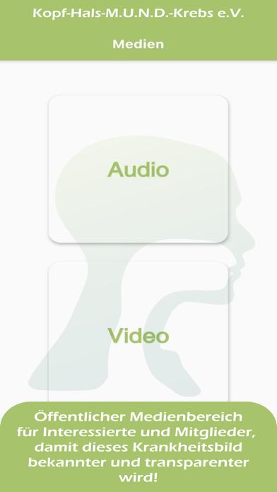 Kopf-Hals-M.U.N.D.-KrebsScreenshot von 2