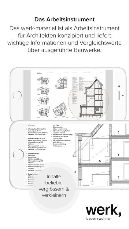 werk, bauen + wohnen screenshot-3