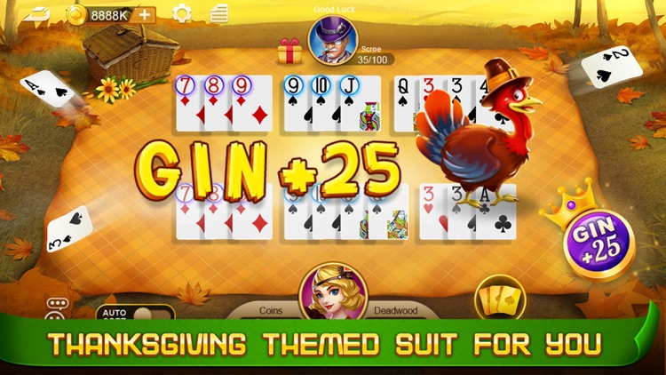 Gin Rummy !! screenshot-4