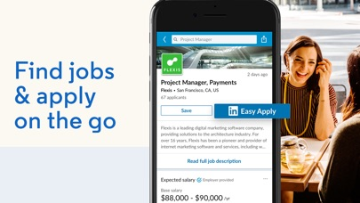 download LinkedIn: Network & Job Search apps 3