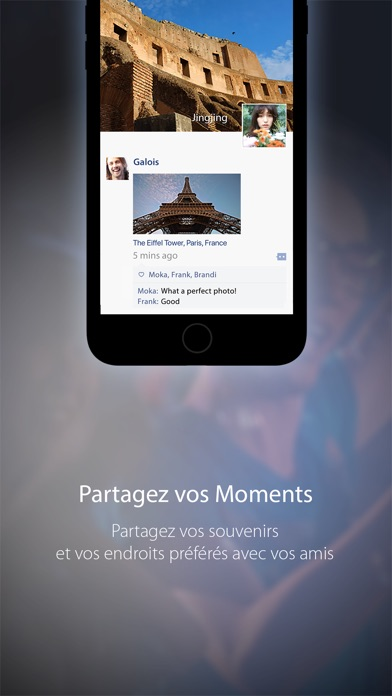 Screenshot for WeChat in France App Store