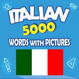 Italian 5000 Words&Pictures