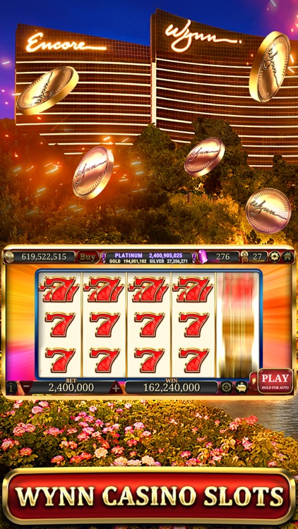 Wynn Slots - Las Vegas Casino screenshot-6