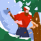 App Icon for Idle Lumberjack 3D App in Finland IOS App Store