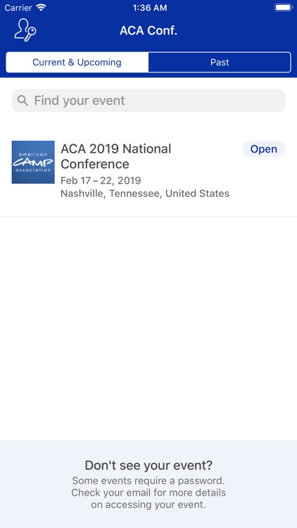 ACA's National Conference