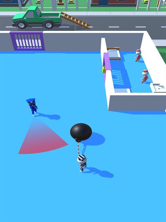 Prison Wreck: Destroy & Escape screenshot 8