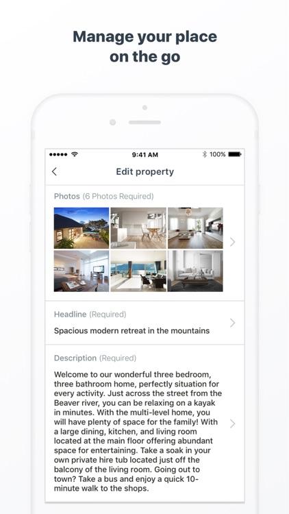 HomeAway VRBO Owner App screenshot-4